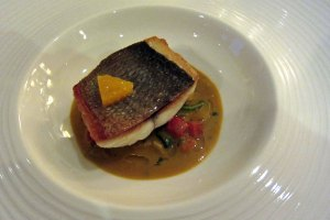 Restaurant Nathan Outlaw - Bream