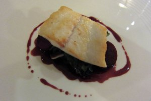 Restaurant Nathan Outlaw - Turbot