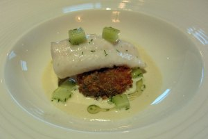 Restaurant Nathan Outlaw - Lemon Sole