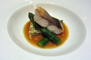 Restaurant Nathan Outlaw - Sea Bass
