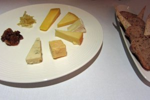 Restaurant Nathan Outlaw - Cheese