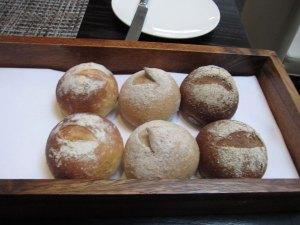 Roganic - Potato, Spelt & Pumpernickel bread
